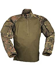 Combat T-shirt ignifugé Camouflage