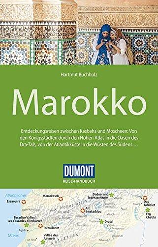 Marokko mit Karte - Dumont Reise-Handbuch
