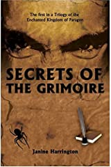 Secrets of the Grimoire by Janine Harrington (2008-10-20) Paperback