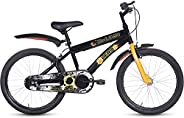 Hero Blast 20T Single Speed Kids' Bike (Multicolour, Ideal For : 7 to 9 Yea