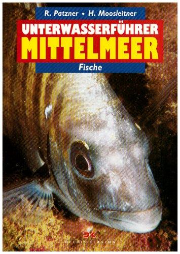 Unterwasserführer Mittelmeer: Fische