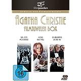 Agatha Christie Filmjuwelen Box - 3 Kino-Klassiker -
