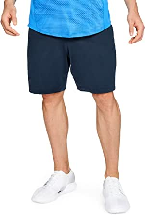 Under Armour MK1 Shorts, Running Shorts Crafted with HeatGear Technology, Modern Workout Shorts with Pockets and Tight Cut Men