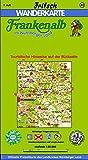 Frankenalb im Nürnberger Land: Kartenset M. 1:50000. Rad- und Wanderkarte