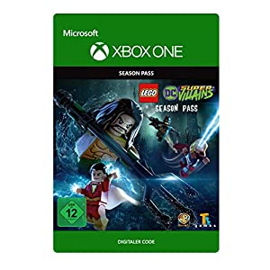 LEGO DC Super-Villains Season Pass | Xbox One – Download Code