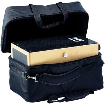Meinl Percussion MCJB Professional Cajon Bag,schwarz