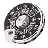 Festnight Alice A003AP PC-C Pitch Pipe 13 Chromatic Tuner C-C Note Selector