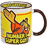 Hong Kong Phooey Mug, Number 1 Super Guy!