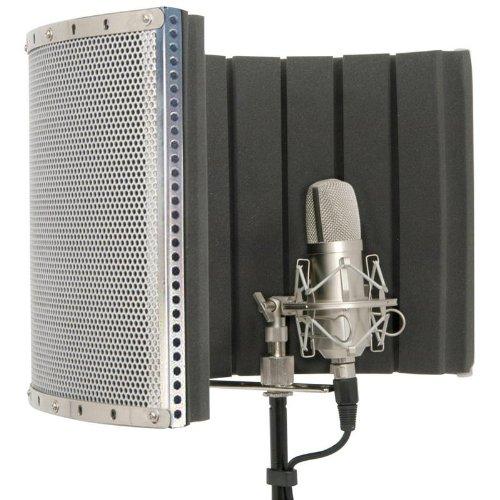 Chord 188.205 pannello assorbitore microfono portatile da studio (isolante, universale, resistente a raggi UV)