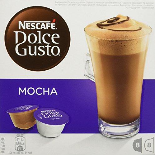 NesCafé Dolce Gusto MOCHA - 16 Capsules - 216g