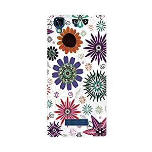 Phone Candy Designer Back Cover with direct 3D sublimation printing for Micromax Yu Yureka