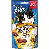 FELIX KnabberMix Katzen-Leckerlis mit Proteinen