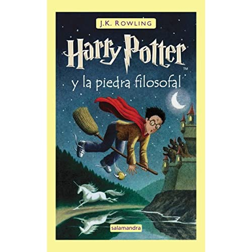 Harry Potter y la Piedra Filosofal: 1 4
