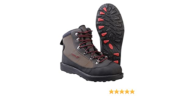 mit Spikes! SCIERRA X-Tech CC6 Wading Boots Cleated w//Detach.Studs,Watstiefel