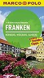 MARCO POLO Reiseführer Franken, Nürnberg, Würzburg, Bamberg: Reisen mit Insider-Tipps. Mit EXTRA Faltkarte & Reiseat
