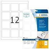 Herma 10109 Etiketten quadratisch