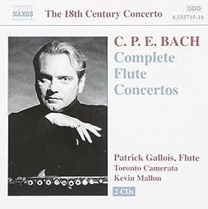Komplette Flötenkonzerte