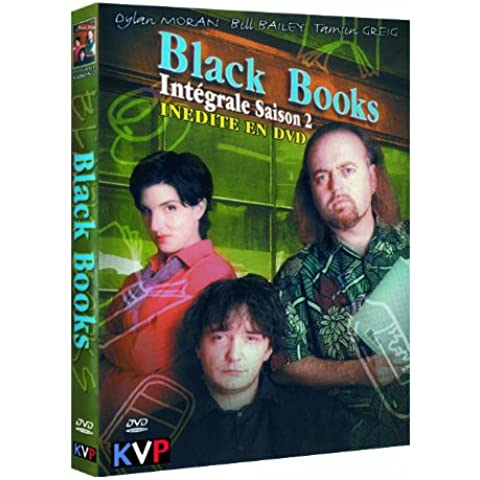 Black Books - Intégrale Saison 2