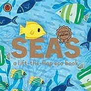 Seas: A lift-the-flap eco book (Ladybird Eco Books)