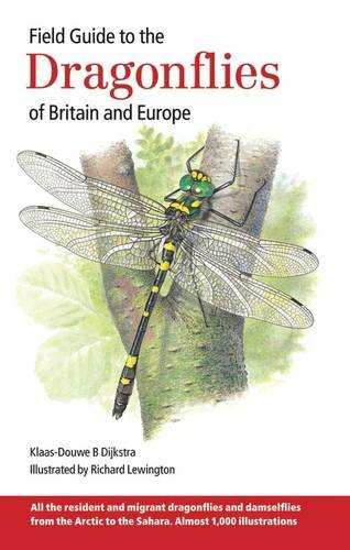 Field Guide to the Dragonflies of Britain and Europe por Klaas-Douwe B Dijkstra