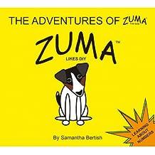 The Adventures of Zuma the Dog: Zuma Likes DIY