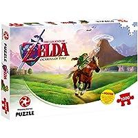 Legend of Zelda Ocarina of Time - Puzzle de 1000 piezas