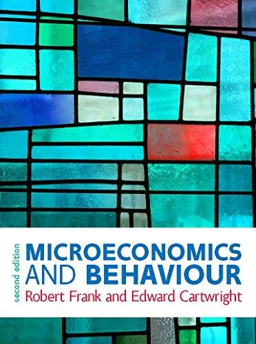 Microeconomics and Behaviour (English Edition)