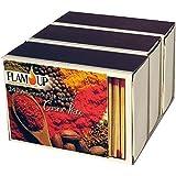 Flam'Up 3 Boîtes de 240 Allumettes Classiques