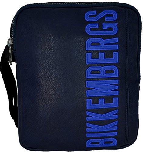 BIKKEMBERGS D6503 TRACOLLA A64 BLU Blu