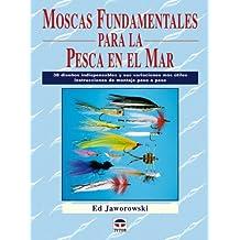 Moscas fundamentales para la pesca en el mar