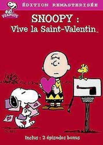 Snoopy : Vive la Saint-Valentin !
