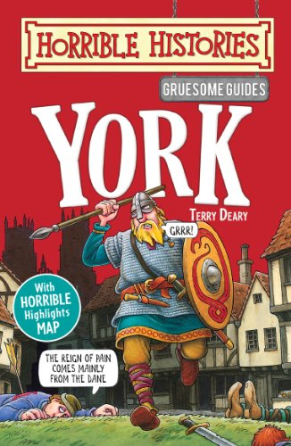 Horrible Histories Gruesome Guides: York di Terry Deary