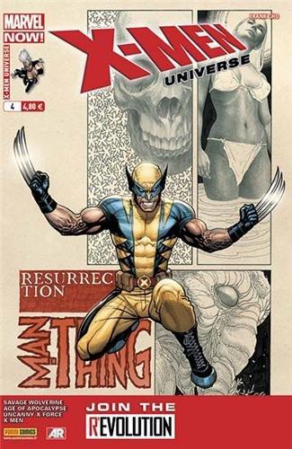 X-men Universe, N° 4
