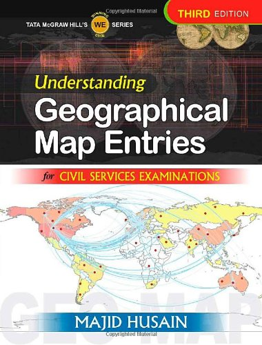 Understanding Geographical Map Entries