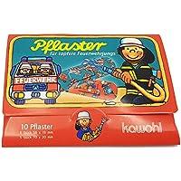 Pflaster Set mit Feuerwehrmotiven für tapfere Feuerwehr Kinder preisvergleich bei billige-tabletten.eu