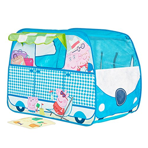 Peppa Pig Campervan Pop-Up Rolle spielen Zelt