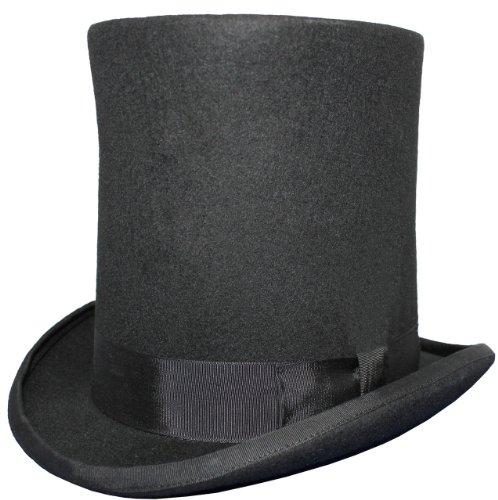 gents-lincoln-alto-sombrero-de-copa-100-lana-con-forro-de-raso-negro-negro-xxl-62-63-cm