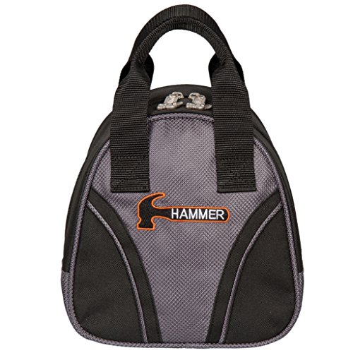 HAMMER Plus 1 Bowling Bag, Black/Carbon