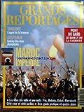Telecharger Livres GRANDS REPORTAGES No 144 du 01 01 1993 PONT DU GARD TANZANIE L APPEL DE LA BROUSSE AUSTRALIE SYDNEY DES JEUX OLYMPIQUES MAROC IMPERIAL LES VILLES DES MILLE ET UNE NUITS FES MEKNES RABAT MARRAKECH (PDF,EPUB,MOBI) gratuits en Francaise