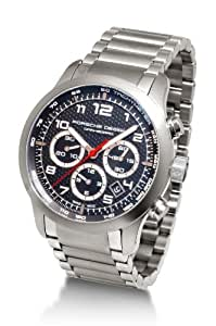 Porsche Design Men's Titanium Automatic Swiss ETA 2894-2 Chronograph Watch 661211450247