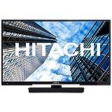 Hitachi 43hk4w64 Televisor 43'' LCD Direct Led Uhd 4k 1200hz Smart TV WiFi Bluetooth LAN Hdmi USB...