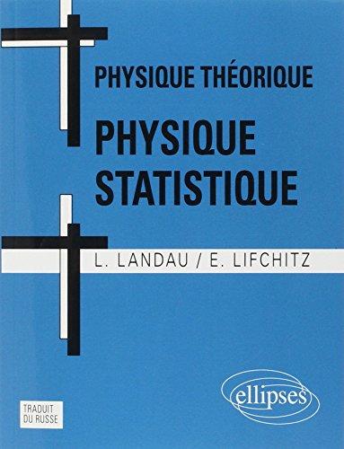Physique Thorique : Physique Statistique