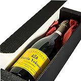 Regalo personalizable: botella de champán personalizada con el nombre y la dedicatoria que tú quieras
