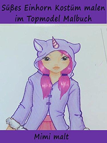 üm malen im Topmodel Malbuch - Mimi malt ()