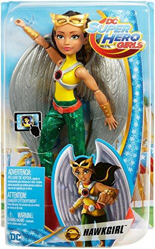 multi-colore DC Super Hero Ragazze FJH00 Hawk girl fashion doll