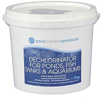 Dechlorinator 5kg Ponds Fish Tanks Aquariums