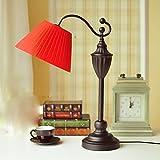 Unbekannt Set Tischlampe-Die Schlafzimmer Sind Einfach die Kopflampe kontinentalen Modernen Amerikanischen Stil Lampen Wohnzimmer Lampe Leuchtet