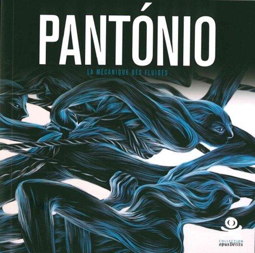 Pantonio : La mcanique des fluides de Elodie Cabrera (8 avril 2015) Broch