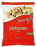 Jeden Tag Pistazien geröstet und gesalze, 22er Pack (22x 250 g)