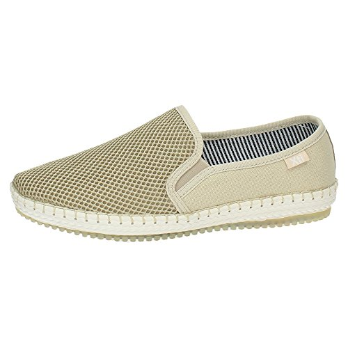 XTI , Chaussures homme Taupe